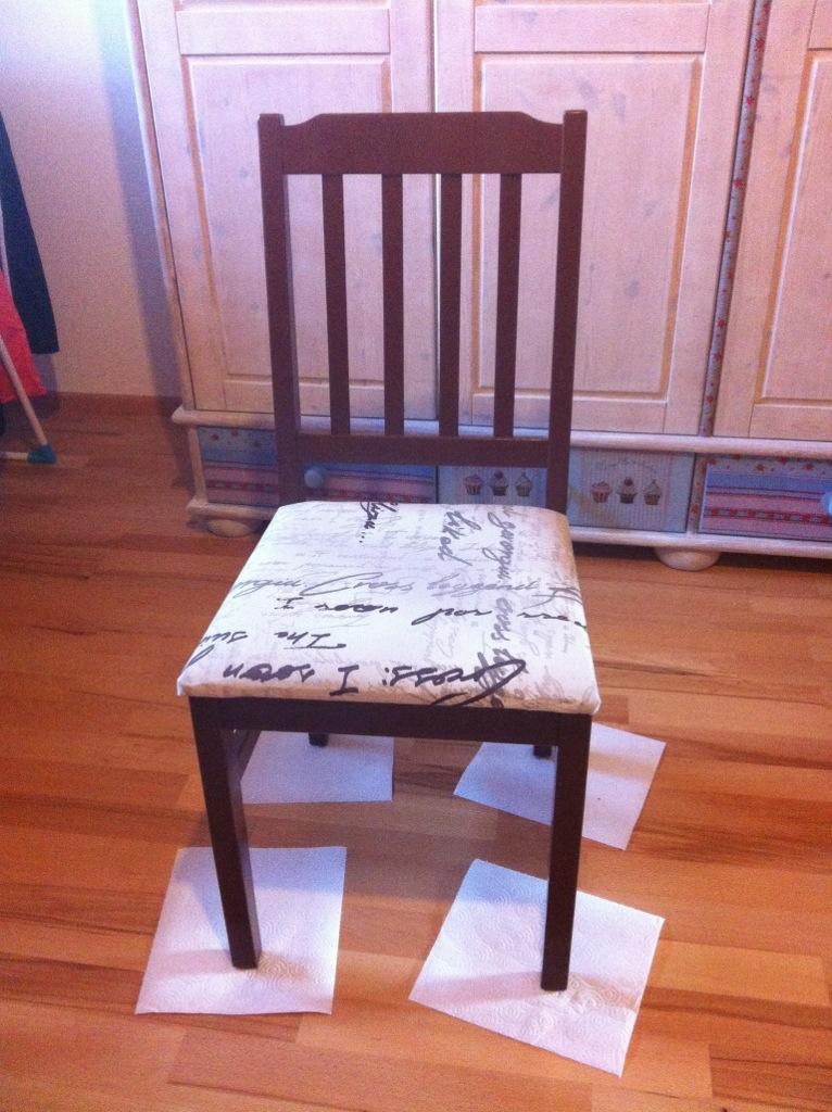 aus alt mach neu hannicakehorse. Black Bedroom Furniture Sets. Home Design Ideas